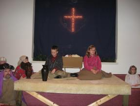 image regarding Free Printable Christmas Plays Church referred to as Xmas-Performs